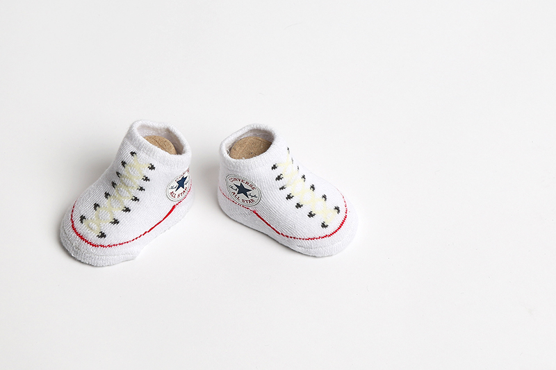 Baby shoes at the Pinner Photography Studio